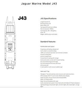 2018 Jaguar J43