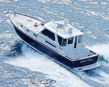 2004 Sabre Yachts 42 Hardback Express