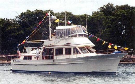1988 Albin 43 Trawler