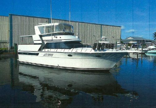 1990 Californian 48 Motoryacht