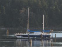 1999 Custom Steel Ketch