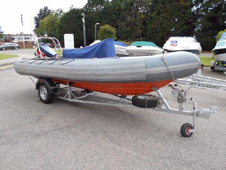 1990 Avon 5.4m Sea Rider RIB