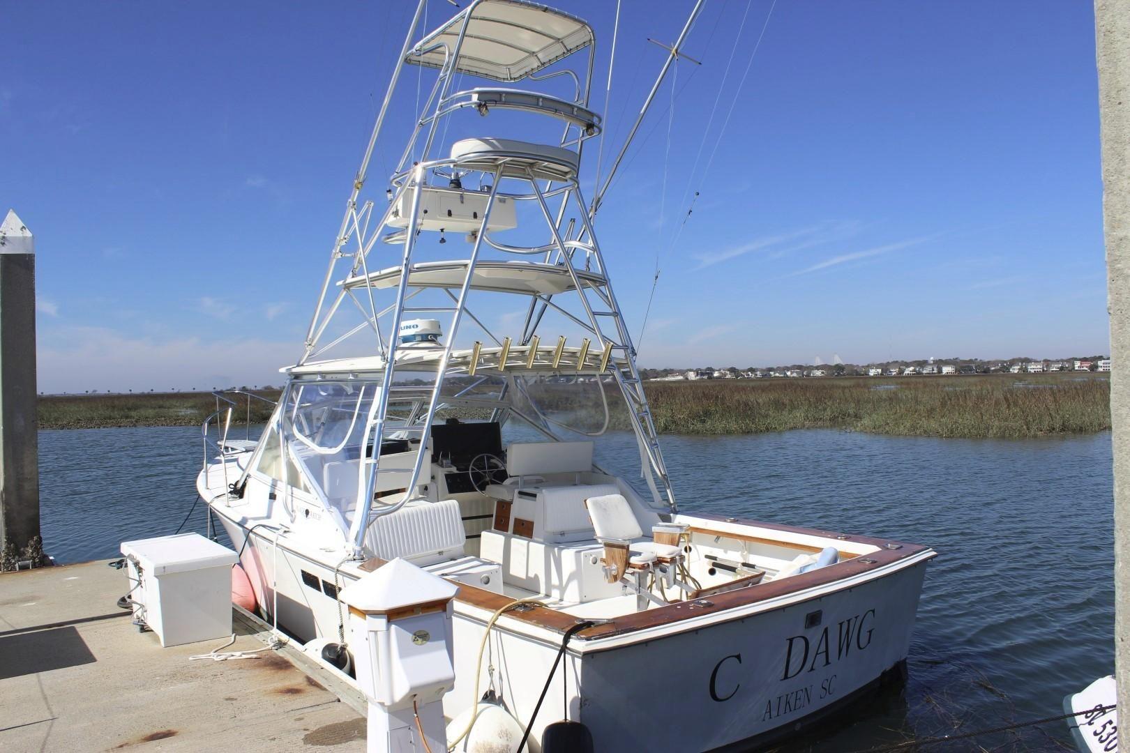 Mt Pleasant Motors >> 1990 Black Watch 30 EXPRESS Power Boat For Sale - www ...