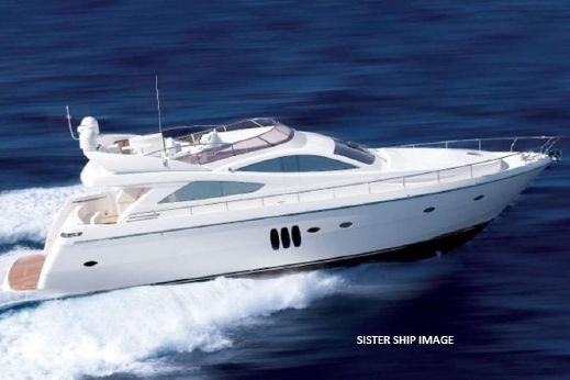 2008 Abacus 62' Fly