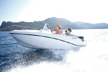 2011 Quicksilver Activ 555 FOR HIRE