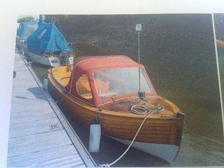 1966 A.lührs Tender - Tuckerboot