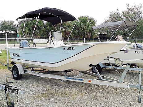 2010 Carolina Skiff 198 DLV