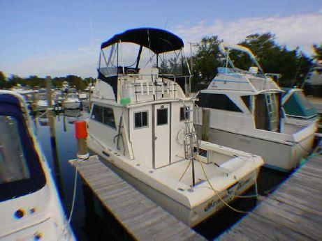 1985 Delta Boats 28 Sport Fisherman DIESEL