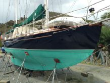 1992 Cecil Lange And Sons Cape George 45 Atkin Ketch