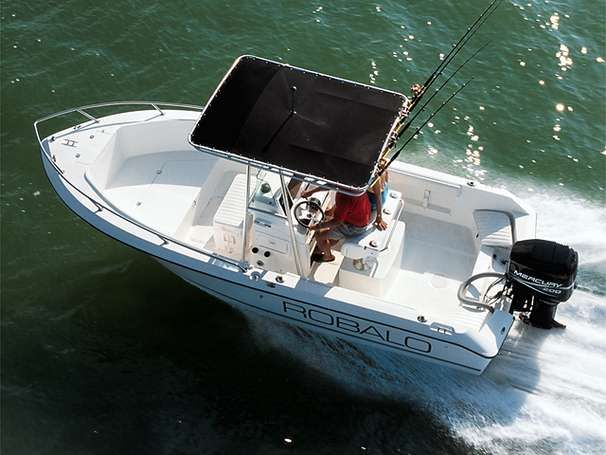 2001 robalo 2020 center console power boat for sale www for Robalo fish in english
