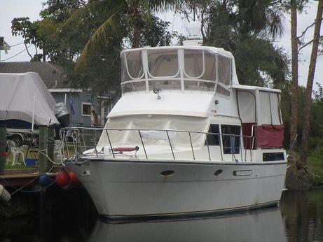 1989 Hyatt Sundeck Trawler