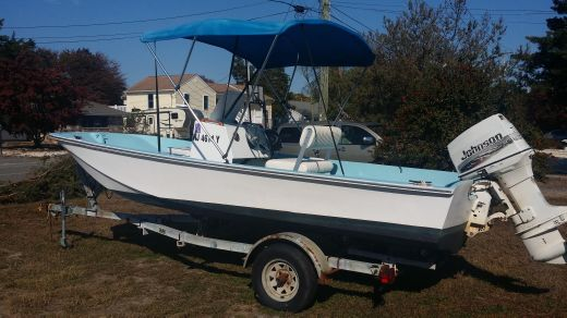1969 Boston Whaler 16 Center Console