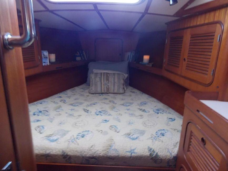 Norseman N400 Forward Cabin