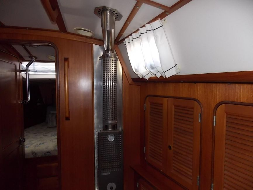 Norseman N400 Sailboat Heater
