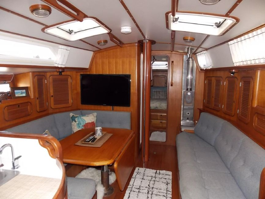 Norseman N400 Interior Salon