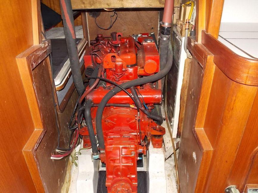 Norseman N400 Engine