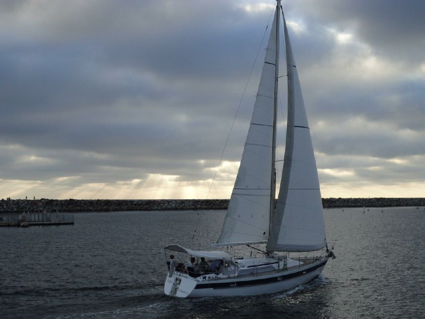 Norseman N400 Sailboat for sale in Long Beach