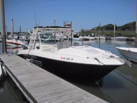 2011 Wellcraft 30 Scarab Sport