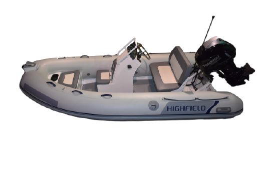 2017 Highfield OM 390 PVC