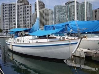 1980 Custom Ketch Woody