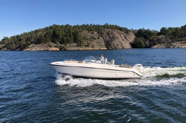 2016 Pursuit DC 235 Dual Console