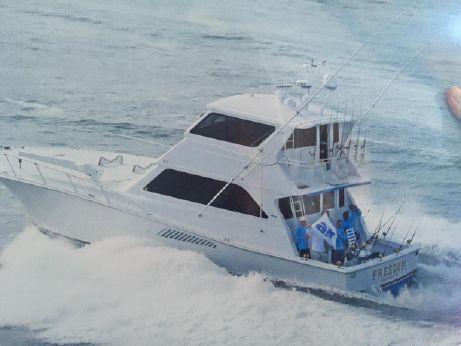 2000 Viking Yachts 58 Convertible