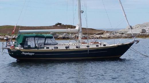 1990 Pacific Seacraft Crealock 44