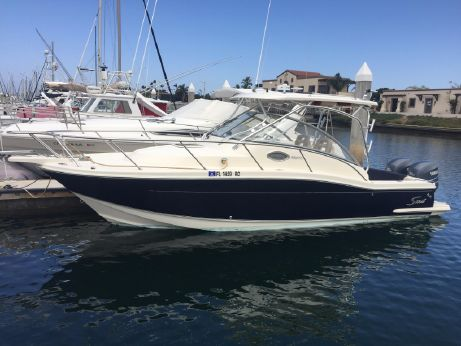 2009 Scout Boats 262 Abaco