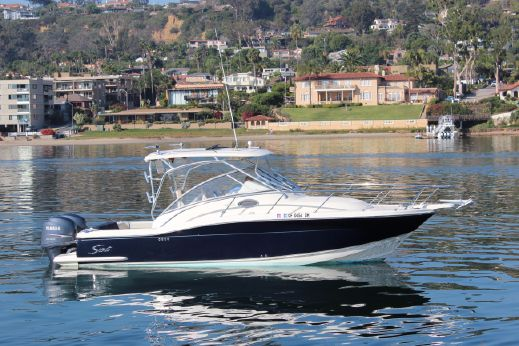 2009 Scout 262 Abaco