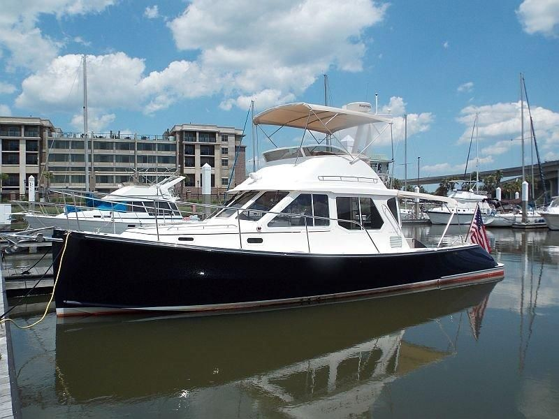 2007 True North 38 Power Boat For Sale Www Yachtworld Com