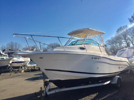 2016 Striper 2601 Walkaround OB