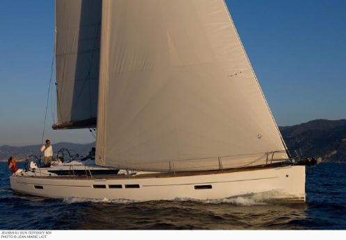 2016 Jeanneau 519 Sun Odyssey