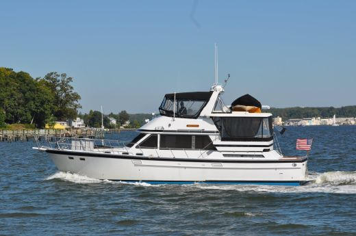 1986 Jefferson Cockpit Motor Yacht