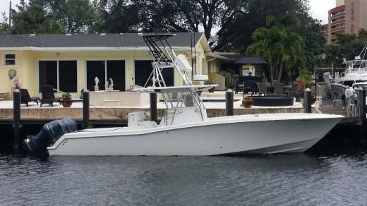 2012 Invincible 36 Open Fisherman with 2016 Engines Under Warranty