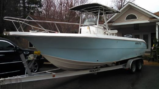 2007 Sea Fox 257 Center Console