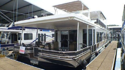 2010 Thoroughbred 18 x 85 Houseboat