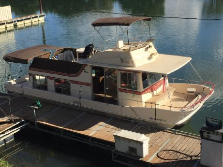 1984 Holiday Mansion Houseboat