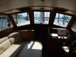 photo of  Benford Steel Pilothouse 45