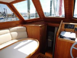 photo of  45' Benford Steel Pilothouse 45