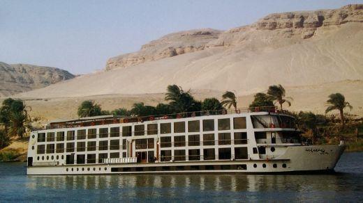 2007 Tourist Ship