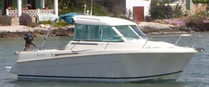 2006 Jeanneau Merry Fisher 655