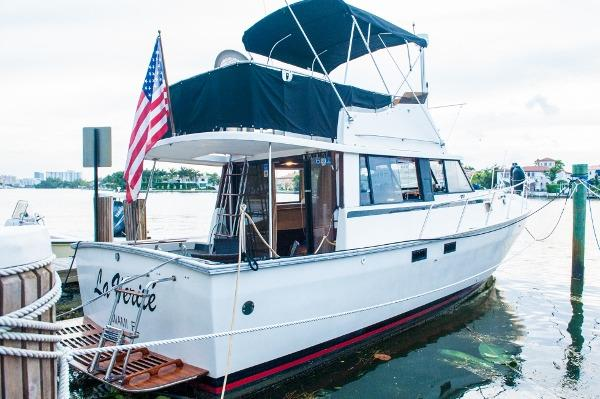 1981 Mainship Trawler Power Boat For Sale - www.yachtworld.com