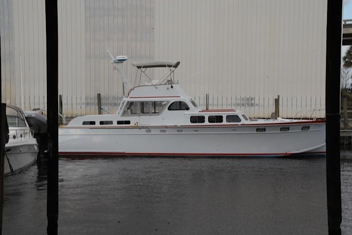 Huckins Boats For Sale Yachtworld