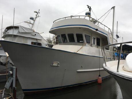 2007 Custom Long Range Trawler