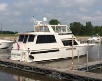 1995 Viking 54 Sport Yacht
