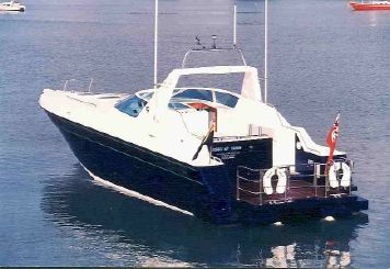 1991 Phil Curran Express Cruiser