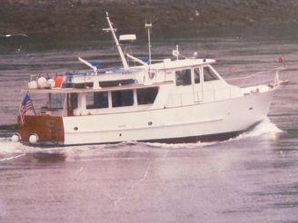 1979 Island Gypsy Europa Trawler