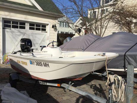 2011 Boston Whaler 110 Sport