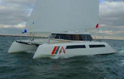 2015 Aeroyacht Alpha 42 dynamic cruising catamaran
