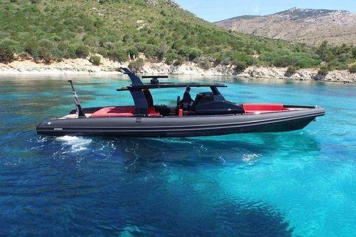 2017 Novamarine Black Shiver 140
